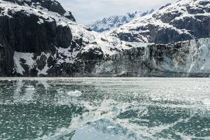 Margerie Glacier, Tarr Inlet, Glacier Bay National Park, Alaska by Jonathan Kingston