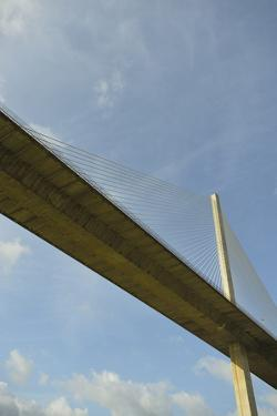 The Centennial Bridge, Which Links the Sides of the Panama Canal by Jonathan Kingston