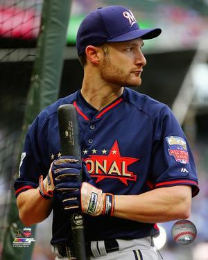 Jonathan Lucroy 2014 All-Star Game
