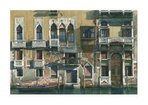 Palazzo Barbarigo by Jonathan Pike