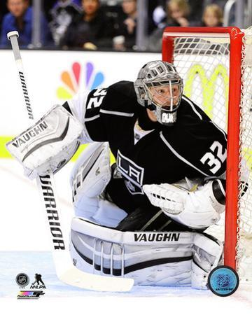 Jonathan Quick 2013-14 Playoff Action