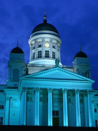 The Lutheran Church (Tuomiokirkko), Helsinki, Finland