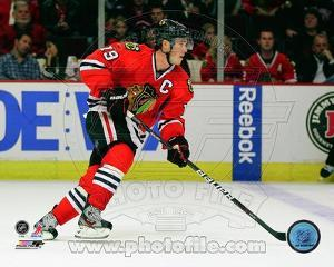 Jonathan Toews 2011-12 Action