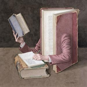 Books on Books, 2003 by Jonathan Wolstenholme
