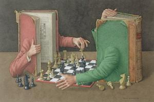 'Your Move', 2003 by Jonathan Wolstenholme