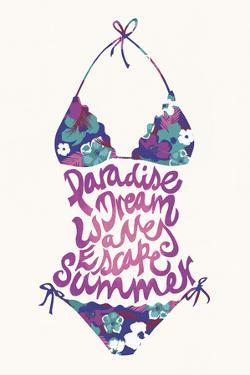 Bikini Floral by Joni Whyte