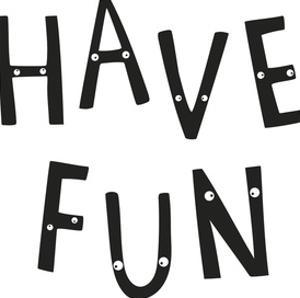Have Fun by Joni Whyte