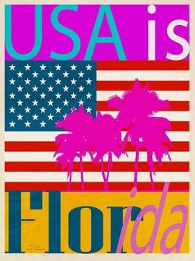 USA Is Florida by Joost Hogervorst