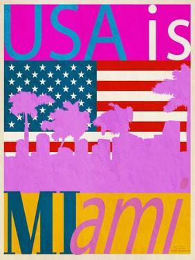 USA Is Miami by Joost Hogervorst