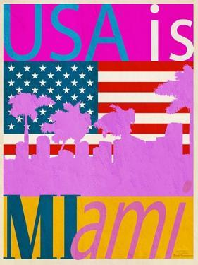 USA Is Miami by Joost Hogervorst