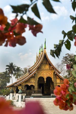 Xieng Thong Monastery, Luang Prabang, Laos, Indochina, Southeast Asia