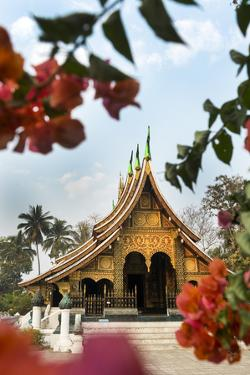 Xieng Thong Monastery, Luang Prabang, Laos, Indochina, Southeast Asia by Jordan Banks