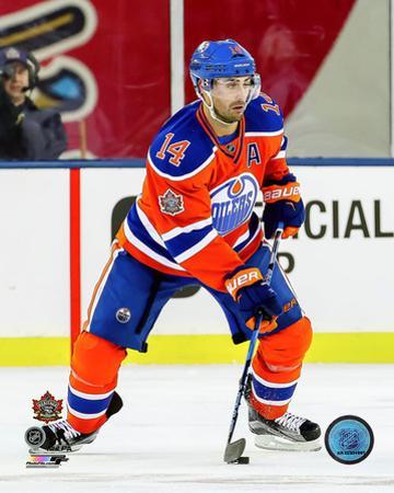Jordan Eberle 2016 NHL Heritage Classic