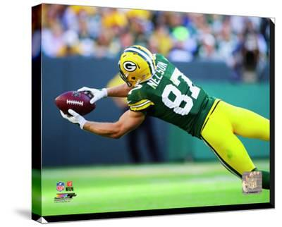 Jordy Nelson 2014 Action