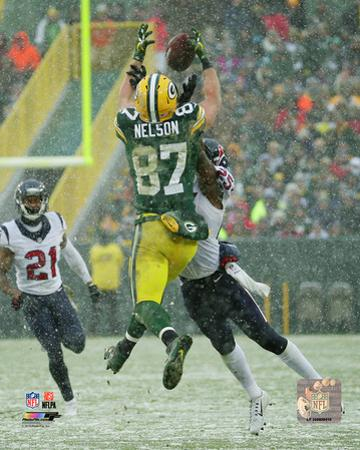 Jordy Nelson 2016 Action