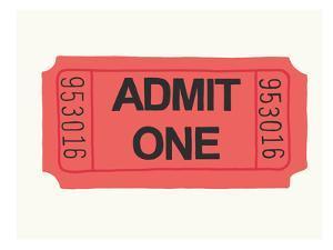Ticket by Jorey Hurley