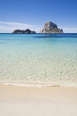 Es Vedranell and Es Vedra Islands by Jorg Greuel