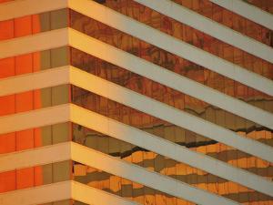 Pattern of Windows in a Building by Jorge Fajl