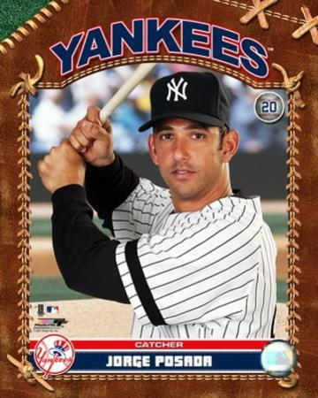 Jorge Posada - 2007 Studio Plus