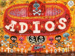 Adios Amigos by Jorge R. Gutierrez