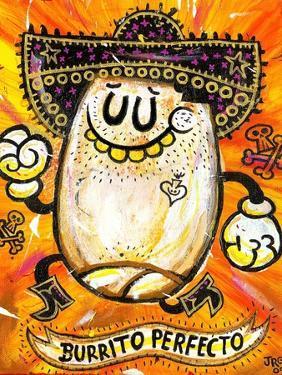 Burrito Perfecto by Jorge R^ Gutierrez