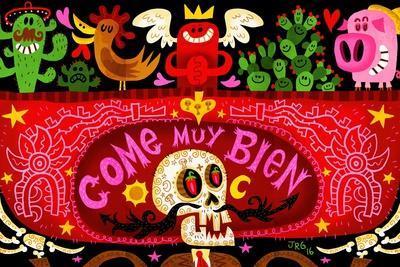 Come Muy Bien