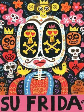 Dolor Feliz Gracias by Jorge R^ Gutierrez