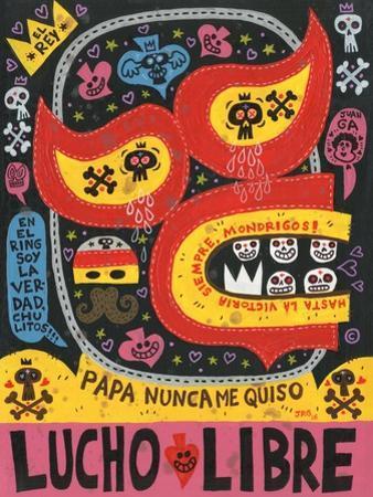 El Fuerte by Jorge R. Gutierrez