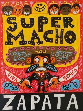 El Mexicano by Jorge R. Gutierrez
