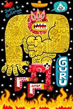 Guru by Jorge R. Gutierrez