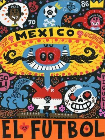 La Mascota del Mundial by Jorge R. Gutierrez