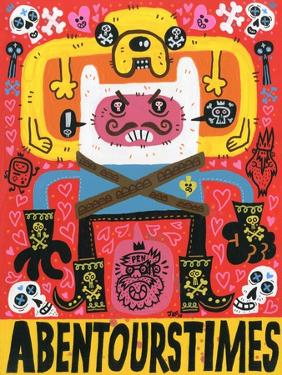 Las Aventuras de Pen by Jorge R^ Gutierrez