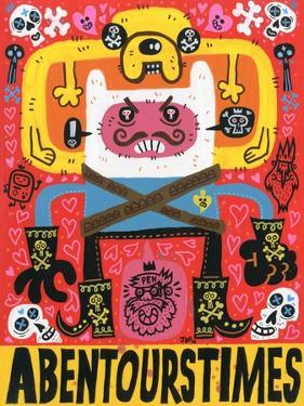 Las Aventuras de Pen by Jorge R. Gutierrez