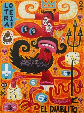Loteria! by Jorge R. Gutierrez