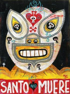 Santo by Jorge R^ Gutierrez