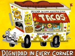 Taco Truck by Jorge R^ Gutierrez