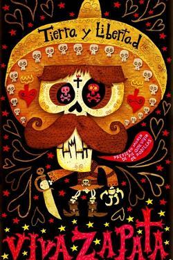 Viva Zapata by Jorge R. Gutierrez