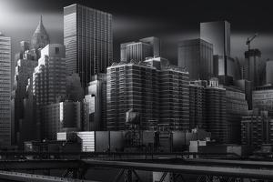 Dark City by Jorge Ruiz Dueso