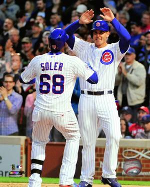 Jorge Soler & Anthony Rizzo 2015 Action