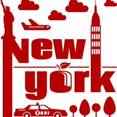 New York Typographical Abstract