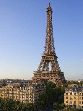 Eiffel Tower by Jos? Fuste Raga