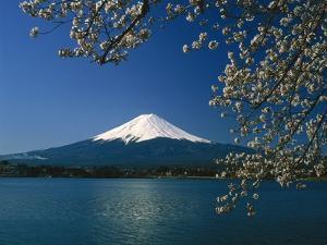 Fujisan in Japan by Jos? Fuste Raga