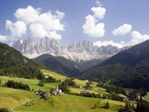 Funes Valley and the Dolomites by Jos? Fuste Raga