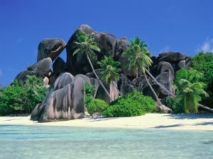 La Digue, Seychelles by Jos? Fuste Raga