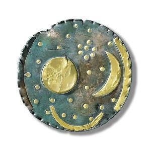 Nebra Sky Disk, Bronze Age by Jose Antonio