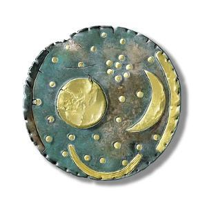 Nebra Sky Disk, Bronze Age by Jose Antonio