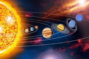 Solar System Planets by Jose Antonio
