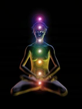 Yoga And the Chakras by Jose Antonio