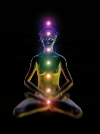 Yoga And the Chakras by Jose Antonio