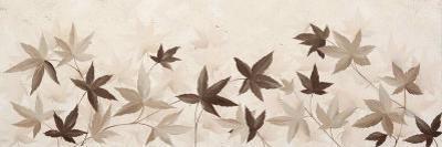 Fly of Leaves II by Jose Barbera